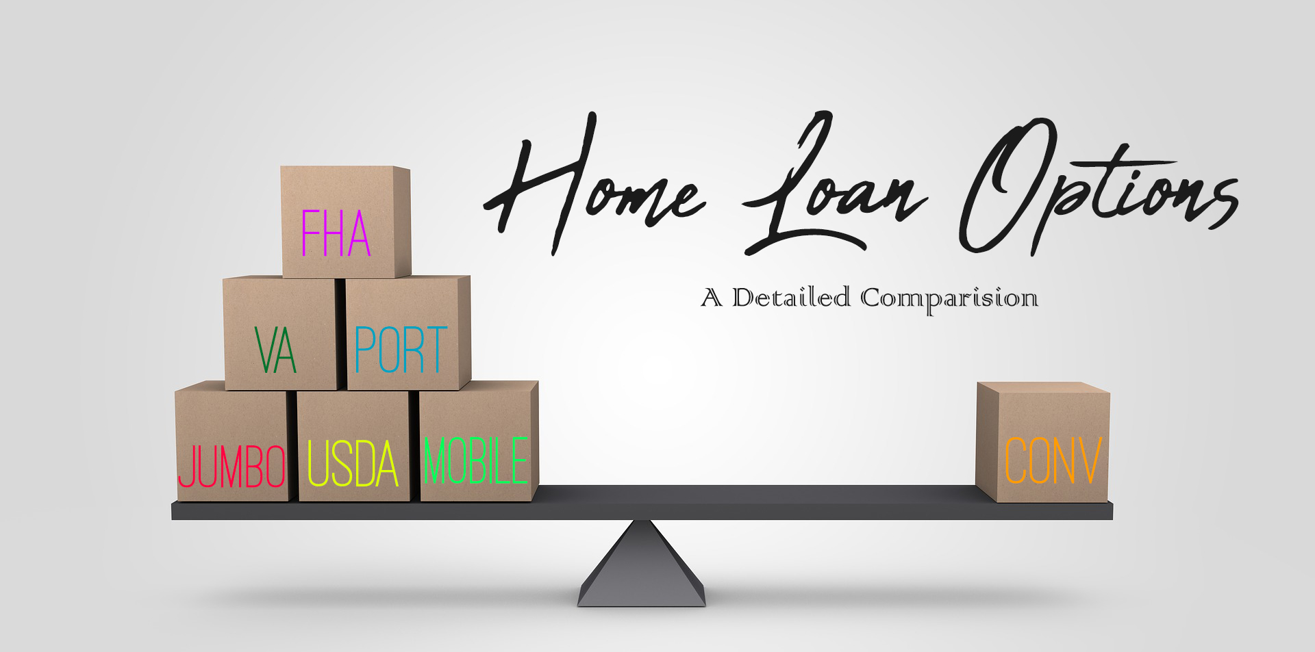 Usda Home Loans >> Conventional Loan Vs Fha Loan Vs Va Loan Vs Usda Home Loans