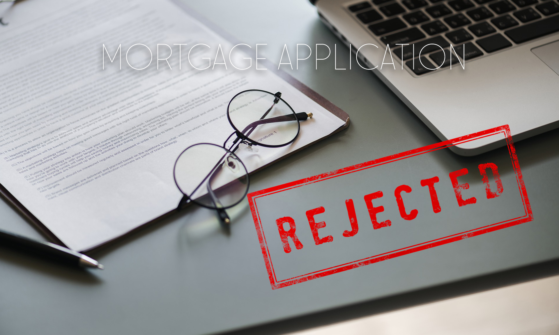 mortgage denial