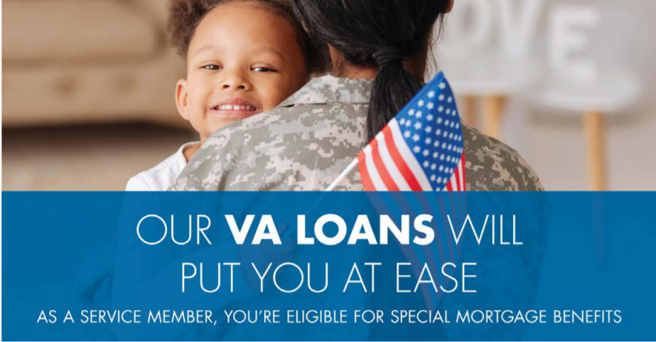 VA Loan Benefits for military veterans