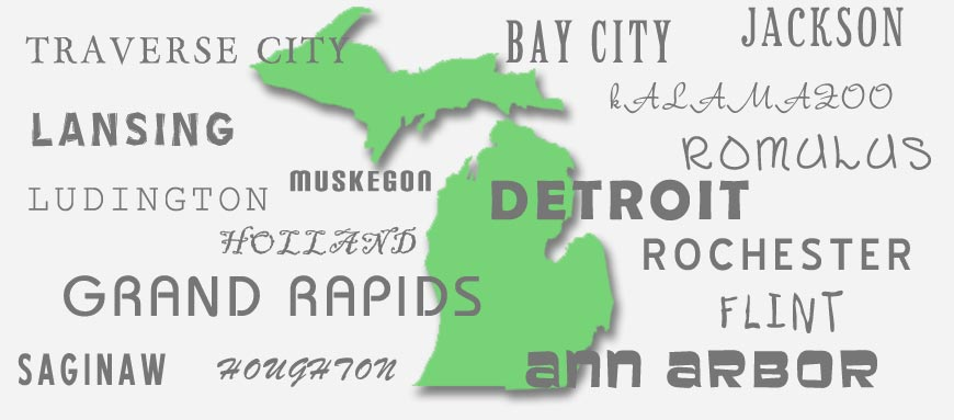 Michigan mortgage company servicing all cities in Michigan.