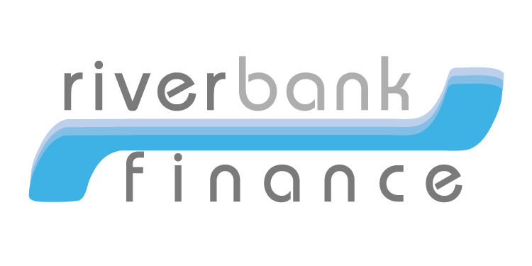 Riverbank Finance LLC Logo - A Grand Rapids Mortgage Company.